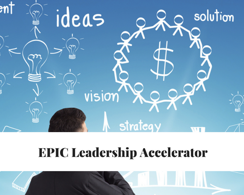 High Potential Development – EPIC Leadership Accelerator