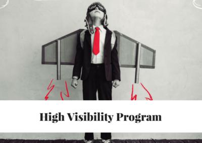 High Visibility Program