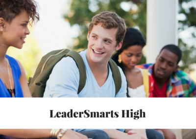 LeaderSmarts High | Life Skills and Leadership Program for High School Students