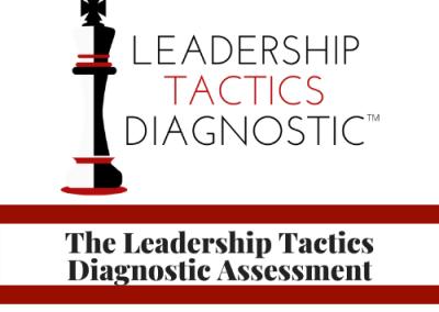The Leadership Tactics Diagnostic Assessment