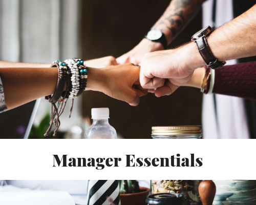 Manager Essentials Training