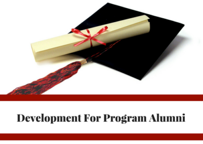 Development For Program Alumni