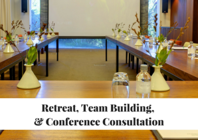 Retreat | Team Building | Conference Support