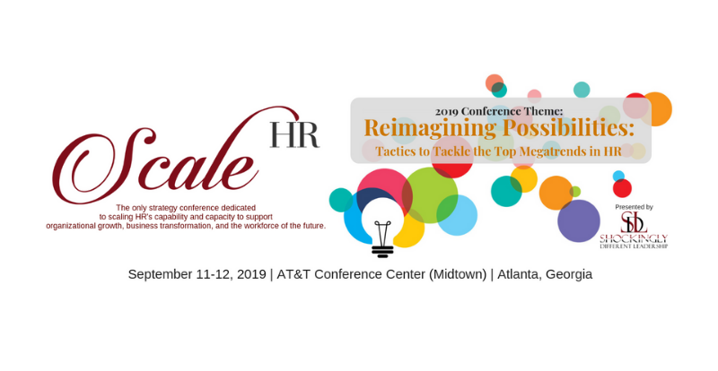 2019 ScaleHR Human Resources Conference Speaker Line-up Confirmed