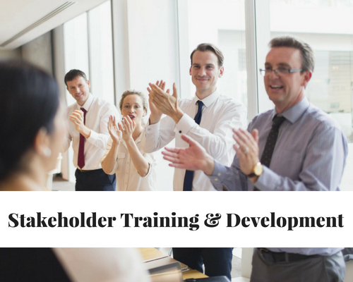Stakeholder Training and Development